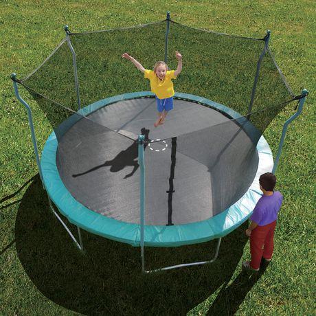 Trainor Sports - Ens. de trampoline et enceinte 15 pi - image 1 de 9