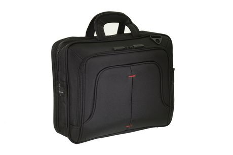 Eco Style Tech Pro TopLoad Checkpoint Friendly Black/Red Case - image 2 of 4