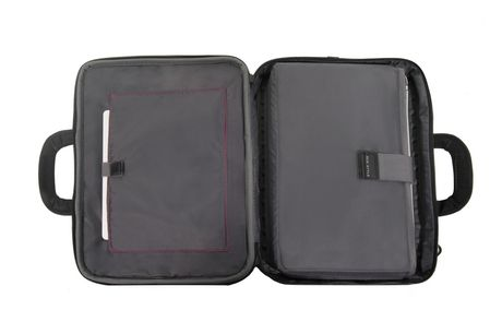 Eco Style Tech Pro TopLoad Checkpoint Friendly Black/Red Case - image 3 of 4