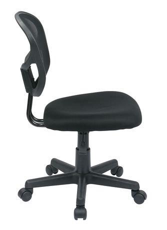 Osp Designs Black Mesh Task 28 Images Chair