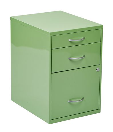Osp Designs 22 Green Metal File Cabinet Walmart Canada