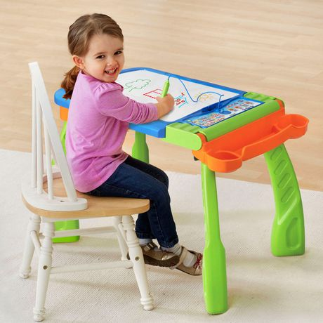 VTech® Digiart Creative Easel™ Interactive Learning Toy - English Version - image 2 of 9