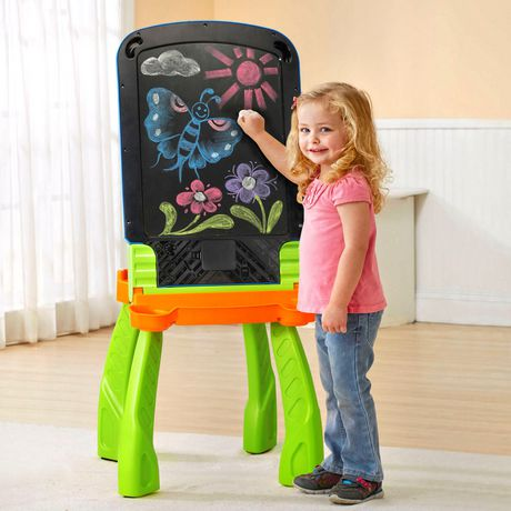 VTech® Digiart Creative Easel™ Interactive Learning Toy - English Version - image 7 of 9