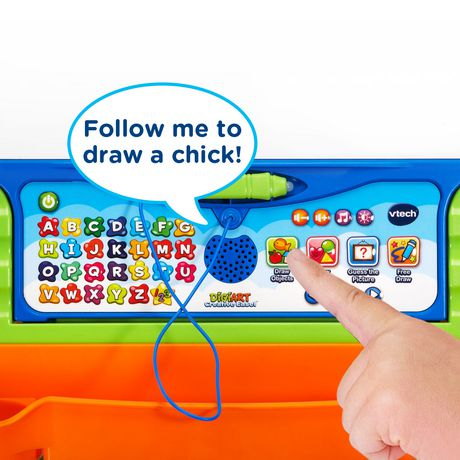 VTech® Digiart Creative Easel™ Interactive Learning Toy - English Version - image 8 of 9