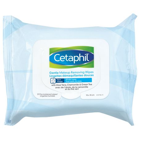 Cetaphil Gentle Makeup Removing Wipes - image 1 of 1