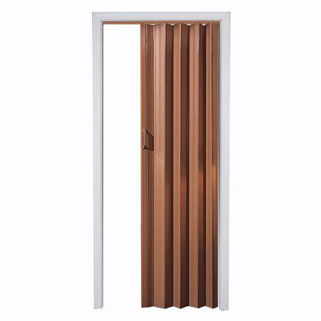 home style fruitwood via 36 accordion folding door walmart canada