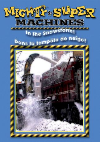 Film Mighty Machines - In The Snow Storm (Bilingual) - image 1 de 1