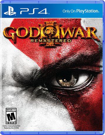 God of War® III Remastered (PS4)