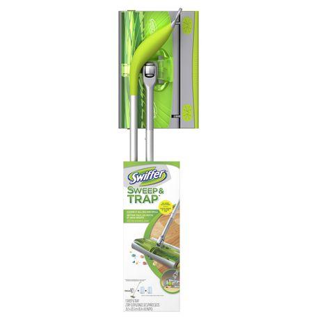 Swiffer Sweep & Trap Starter Kit Half Assembled - image 1 of 5