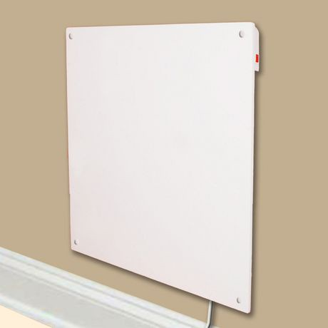 Amaze Heater 400w With Plug In Thermostat Electric Panel