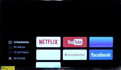 Bolva 65 Inch 4K UHD HDR LED Smart TV - image 2 of 8
