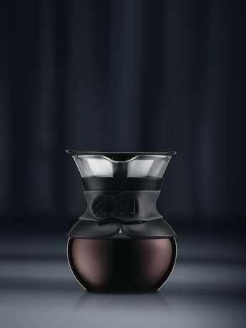 Bodum Pour Over Coffee Maker, Black - image 2 of 2
