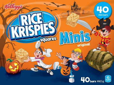 Kellogg's Rice Krispies Mini Square Cereal Bars - image 4 of 4