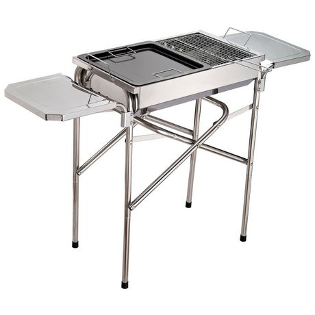 Outsunny Outdoor BBQ Portable Grill - image 1 of 1