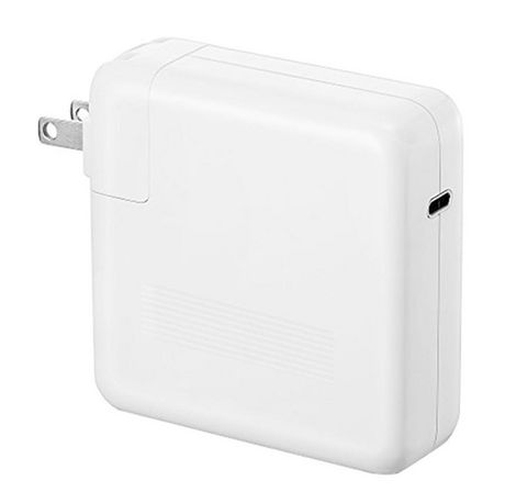 Exian Laptop Charger with Type-C Connection 61W White - image 1 of 1