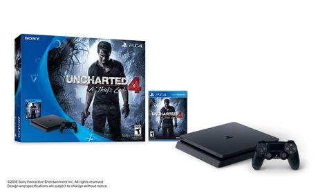 Uncharted 4 PlayStation®4 500GB Bundle - image 1 of 3