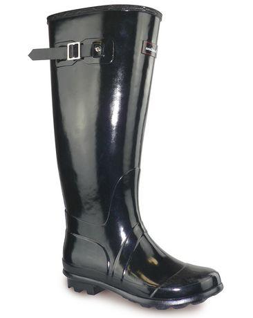 8e8db977d13 Canadiana Women s 27Rachel Wide Calf Rain Boots - image 1 ...