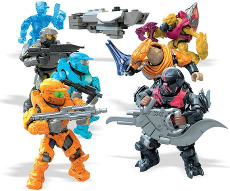 Mega Construx Halo Assorted Micro Action Figure Battle for the Ark Series
