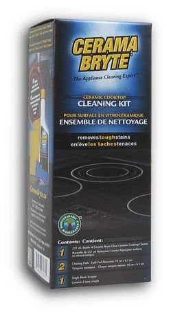 Cerama Bryte Cooktop Cleaning Kit Walmart Canada