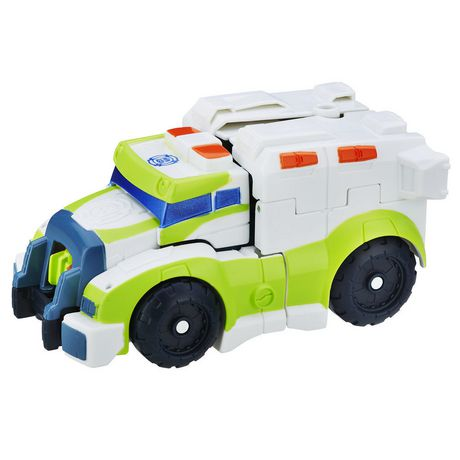 Ambulance Playskool Heroes Transformers Rescue Bots Rescan Medix Action Figure