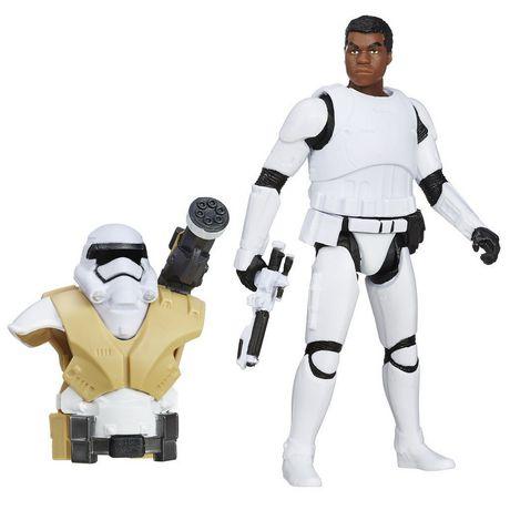 Star Wars: The Force Awakens 3.75 Inch Figure Desert Mission Armor Finn (FN-2187) - image 1 of 2