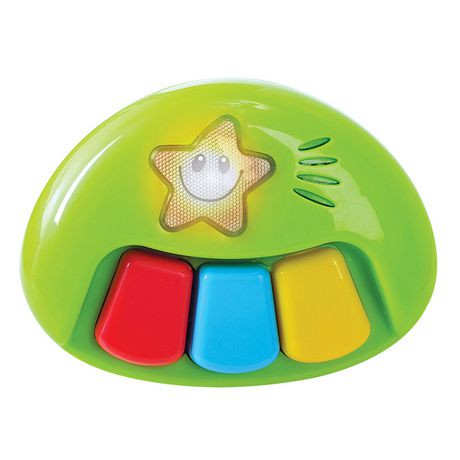 Parent S Choice Baby Rock Star Toy Piano Walmart Canada