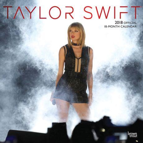 2018 Taylor Swift Calendar | Walmart Canada