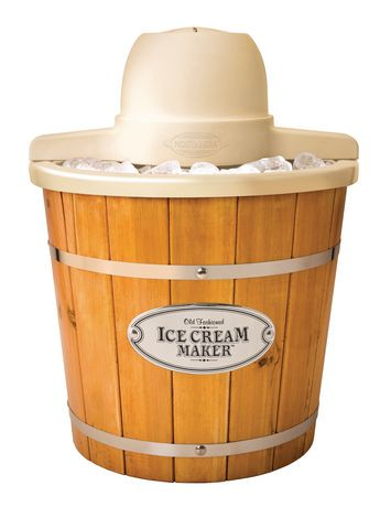 Nostalgia Old Fashioned Ice Cream Maker Reviews