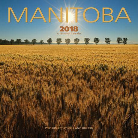2018 Manitoba Calendar | Walmart Canada
