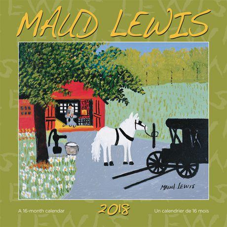2018 Maud Lewis Calendar | Walmart Canada