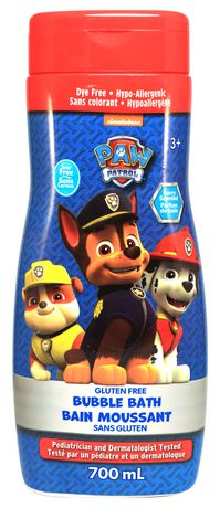 PAW Patrol Gluten Free Bubble Bath - image 1 of 1