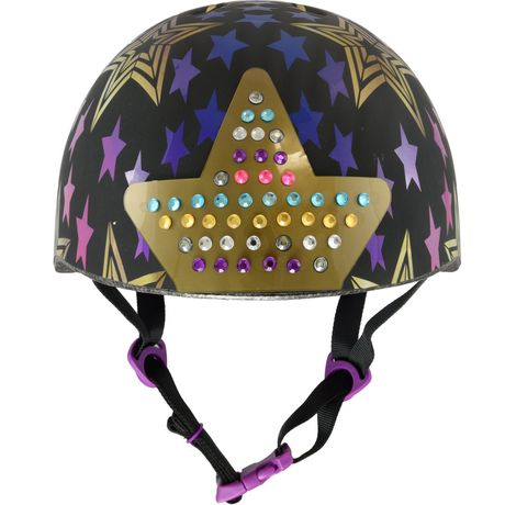 Bell Sports Raskullz Star Search LED Child Bike Helmet - image 2 of 5