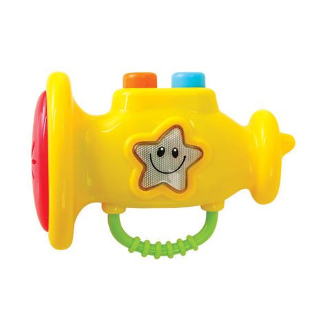 Parents choice baby rock star toy trumpet walmart canada parents choice baby rock star toy trumpet sciox Choice Image