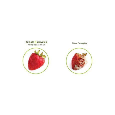 Récipients à aliments Fresh Works Produce SaverMC de Rubbermaid - image 2 de 5