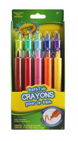 Crayola Bathtub Crayons Walmart Canada