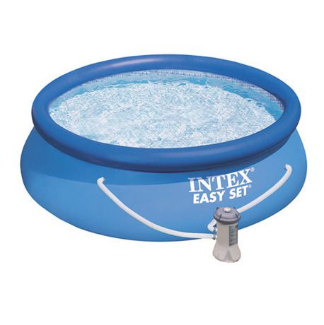 Intex easy set pool walmart canada for Swimming pool supplies walmart