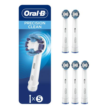 Oral-B Professional Precision Clean Replacement Electric Toothbrush Head - image 1 of 6
