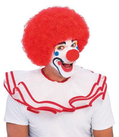 Perruque de clown rouge Rubie's - image 1 de 1