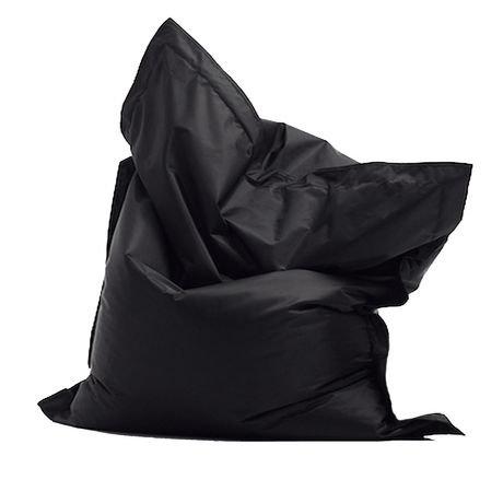 the 1st paris fauteuil poire pour adultes noir walmart. Black Bedroom Furniture Sets. Home Design Ideas