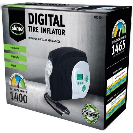 Permatex Canada Slime Digital Tire Inflator | Walmart Canada
