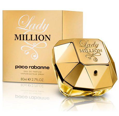 De Eau Femmes Rabanne Lady Vaporisateur 80ml Paco Parfum Pour Million EQdxBreWCo