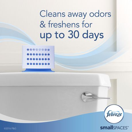 Febreze Small Spaces Air Freshener Refills, Linen & Sky   Walmart Canada