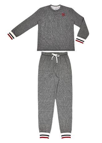 Canadiana Men's 2-Piece Pyjama Set - image 1 of 1
