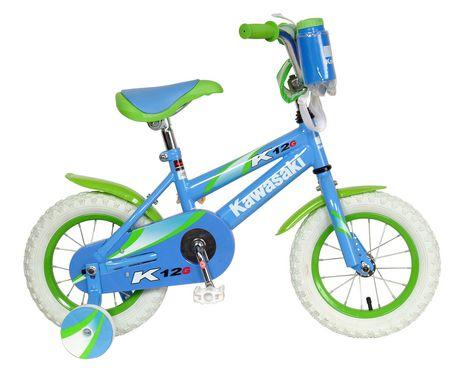 Vélo pour filles 12 po K126 de Kawasaki® - image 1 de 2