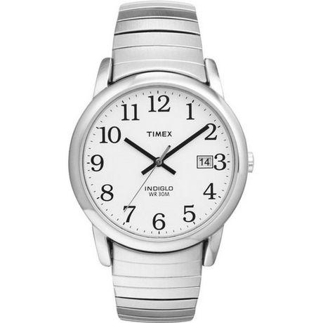 HommesWalmart Timex Canada Montre Reader Easy Pour oCBdex