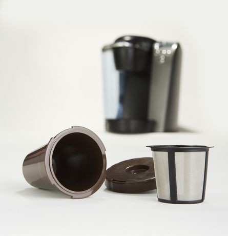 filtre caf r utilisable my k cup de keurig walmart canada. Black Bedroom Furniture Sets. Home Design Ideas