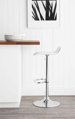 tabouret de bar v rin gaz de hometrends walmart canada. Black Bedroom Furniture Sets. Home Design Ideas