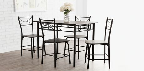 Mainstays Metal Dining Set Walmartca