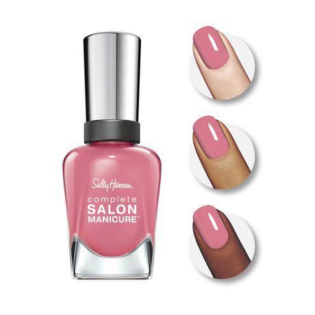 Sally Hansen Complete Salon Manicure, All Bark, 0.5 Ounce - image 2 of 3