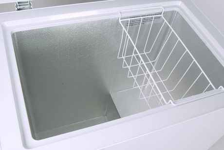 Koolatron KTCF155 5.5 Cubic Foot (155 Liters) Chest Freezer with Adjustable Thermostat - image 2 of 3